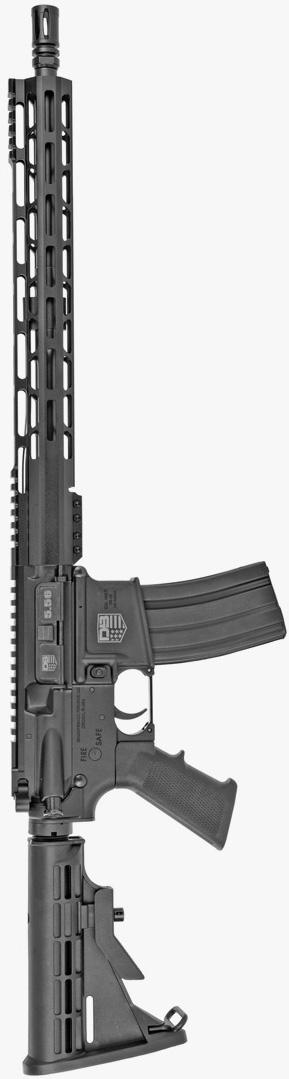 AR-15 Armalite Rifle